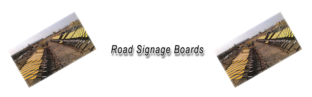 Road Signage Boards Manufacturers