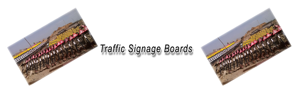 Traffic Signage Boards Manufacturers